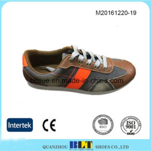 Hot Items Leisure Canvas Shoes for Men pictures & photos