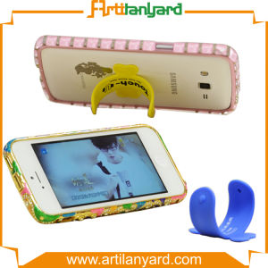 Customized Fashion Logo Phone Holder pictures & photos