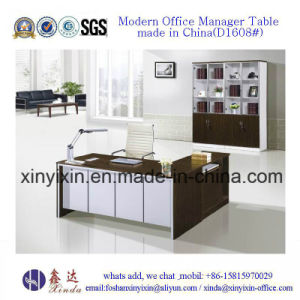 Turkish Office Furniture Set Modern Executive Office Desk (D1615#) pictures & photos
