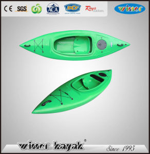 Winner Single Sit in Sport Plastic Kayak pictures & photos