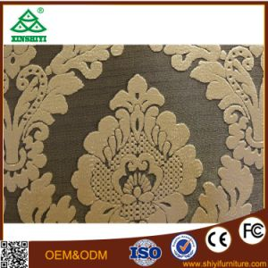 Imitation of Embroidery Vanity Chair Morden Single Chair Living Room Furniture pictures & photos