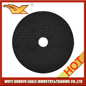 T41-105X1X16mm 4 Inch Angle Grinder En12413 Resin Abrasive Cutting Discs for Metal pictures & photos