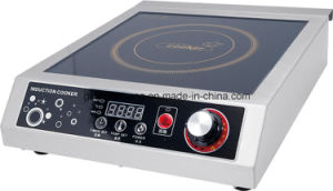 High Quality Portable Induction Cooktop pictures & photos