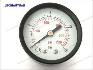 Gpg-007 Back Type Economic Pressure Gauge/ Dry Manomter pictures & photos