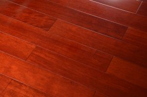 Red Pure Solid Wood pictures & photos