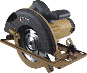 190mm 5300rpm 1300W Circular Saw pictures & photos