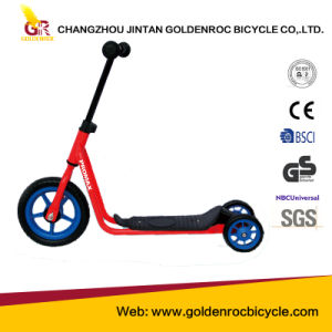 "(GL1002) High Quality 10""-6"" Kids Scooter Steel Frame Kick Scooter pictures & photos"