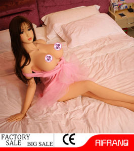 158cm Full Silicone Sex Doll Love Doll for Adult pictures & photos