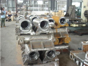 Marine/ Ship Forged Steel Stern Tubes with CCS, Rina Certifications pictures & photos