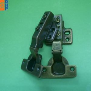 Copper Plated Hinge for Furniture pictures & photos