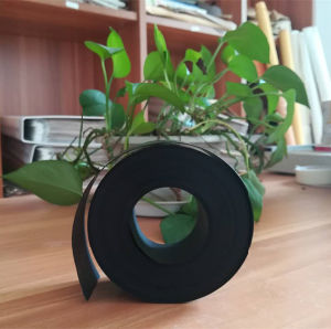 Furniture PVC Black Edge Banding pictures & photos