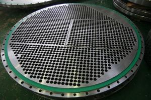ASME SA266 Gr2 ASTM SA-266 Gr2 Forged Forging Steel Tube Sheets Baffles Suppprt Plates Tube Plates Drilled Tubesheets SA266 Gr. 2, SA-266 Grade 2 SA 266 Gr. 2 pictures & photos