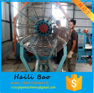 Automatic Concrete Pipe Steel Cage Welding Machine for Producing Round Wire Cage pictures & photos