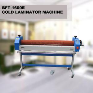 "BFT-1300E 51"" Simple Electric Wide Format Cold Lamination Machine pictures & photos"