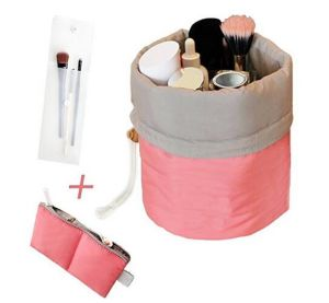 Canvas Storage Outdoor Travel Kit Waterproof Make up Bags cosmetic Bag pictures & photos