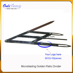 Newest Design Microblading Eyebrow Golden Ratio Divider pictures & photos