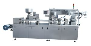 Dpb-350 Chocolate Automatic Tablet Blister Packing Machine pictures & photos