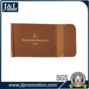 Money Clip with Laser Engraving Logo pictures & photos