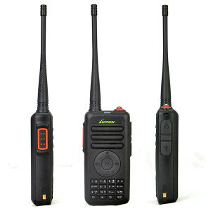 Walkie Talkie Lt-516 Dual Ptt 400-470MHz 16channels Radio Communicator pictures & photos