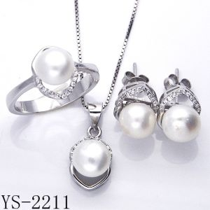 Factory Hotsale Fashion Jewellery Set Silver 925 pictures & photos