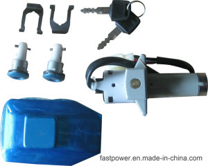 Motorcycle Parts Lock Set for Wy125/150 pictures & photos