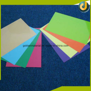 Cheap Price Wholesale PVC Sheet Binding Cover Export with SGS pictures & photos