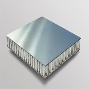 Aluminium Honeycomb Panel for Wall Cladding (HR59) pictures & photos