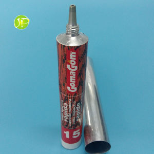 Glue Tubes with Tip Nozzle Aluminum Tubes Collapsible Tubes Ab Rubber Tubes Glue Tubes pictures & photos