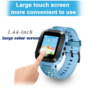 Smart Watch for Children GPS Tracker Call SMS SIM Card Sos pictures & photos