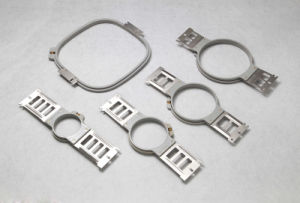 Small Embroidery Machine Hoops Embroidery Parts pictures & photos