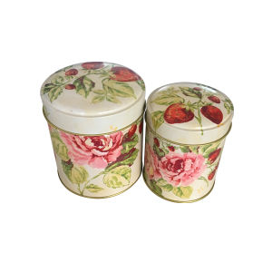 Wholesale Square Shaped Tea Tin Can with Inner Lid pictures & photos