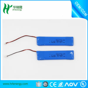 Low Price High Quality Lipo 2500mAh 3.7V Lithium Polymer Battery Cell pictures & photos