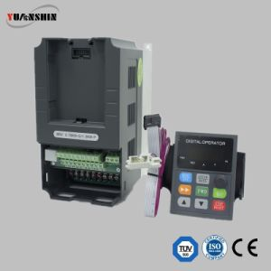 China Low Cost Compact AC Drive Yx3000 0.75kw 220V with C3 Filter pictures & photos