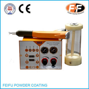 Small Powder Coating Equipment for Testing Job pictures & photos