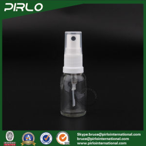 15ml Plastic Clear Perfume Atomizer Glass Bottle with Plastic Sprayer pictures & photos