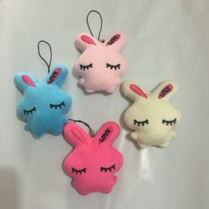 Easter Promotion Plush Bunnr Key Chain Gift Toy pictures & photos