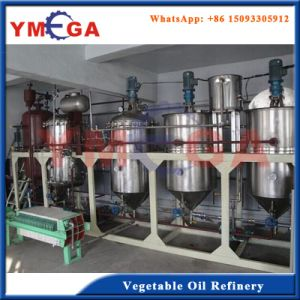 Factory Direct Price Sunflower Seeds Peanut Niger Oil Refinery Equipment pictures & photos