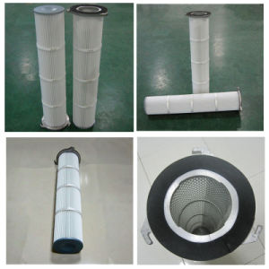 Three Ear Hook Filter Cartridge pictures & photos