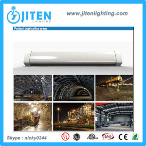High Lumens LED Tri-Proof Light for Tunnels, Subway, Mining pictures & photos