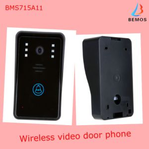 "2.4G Wireless 7"" Monitor Video Door Phone Intercom Doorbell Home Security System pictures & photos"