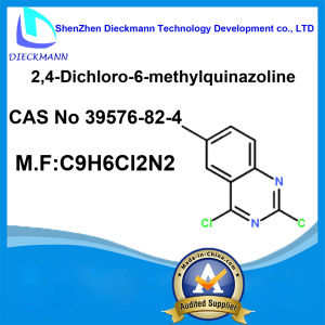 2, 4-Dichloro-6-Methylquinazoline CAS No 39576-82-4 pictures & photos