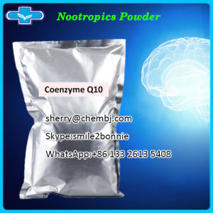 Pharmaceutical Grade Anti-Aging Supplement Powder Coenzyme Q10 pictures & photos