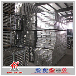 Used in Concrete Construction Scaffold Steel Walk Plank on Sale pictures & photos