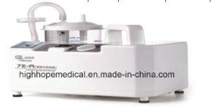 7e-a Medical Portable Phlegm Suction Unit pictures & photos