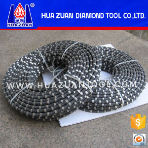 High Quality Diamond Wire Rope Saw for Marble Cutting pictures & photos