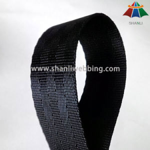 1 Inch Black Nylon Safety Belt Webbing pictures & photos