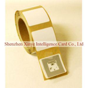 13.56MHz Adhesive RFID Tags (LF (125KHz), HF (13.56MHz), UHF (915MHz))