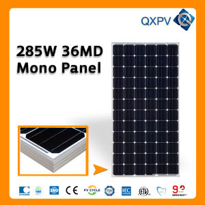 36V 285W Mono Solar Panel pictures & photos