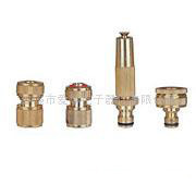 Copper Fittings 4PCS Set
