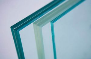 6.38-17.52mm Clear Tempered Laminated Safety Glass with AS/NZS2208: 1996